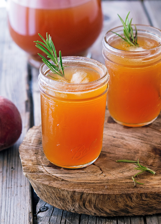 Image result for Orange Rosemary ice tea