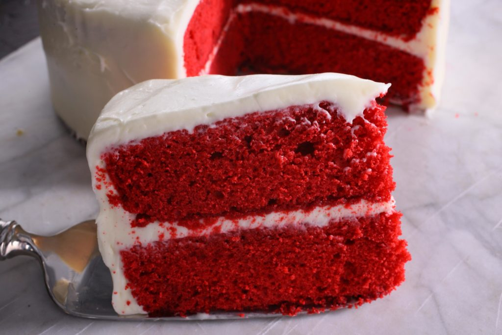 red velvet cake receipes