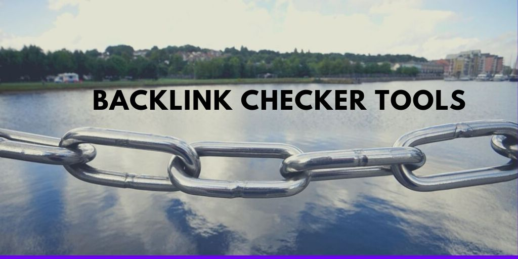 backlinking checker tool