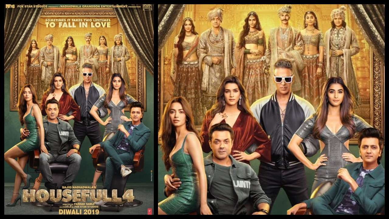 Housefull 4 Movie full download