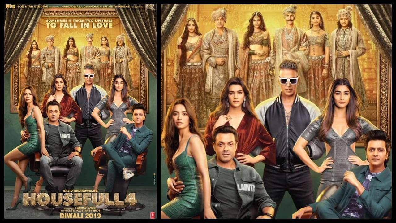 Housefull 4 Movie full download